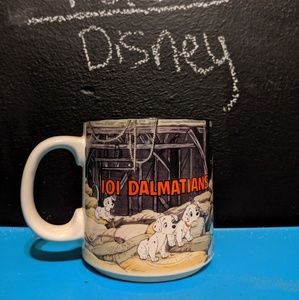 Disney vintage mug- 101 dalmations